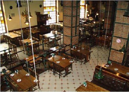 Ресторан клуб 1325 м2 - Фото 2