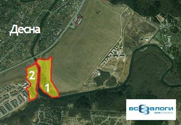 Два земельных участка 156612 кв.м. г. Москва, п. Десеновское - Фото 1
