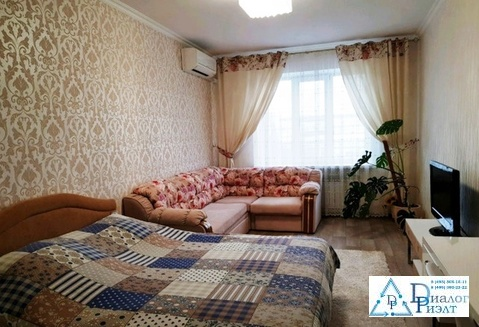 1-я квартира в Москве, район Некрасовка Парк,20м авто до метро Выхино - Фото 1