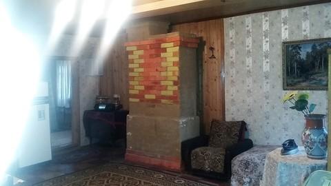 Продается хороший дом 9х10 с русской баней на 1 линии р. Малая Пудица - Фото 4