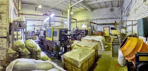 Производственные помещения 4900 кв.м. на участке 1 га в Калуге - Фото 1