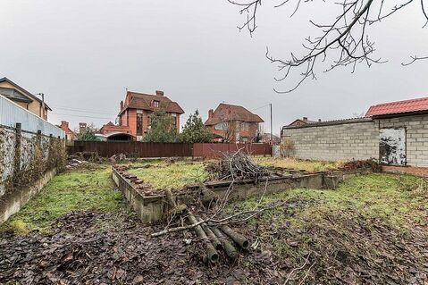 Продается земельный участок г Краснодар, ул Упорная, д 5 - Фото 1