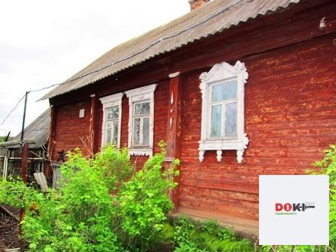 Бревенчатый дом в Егорьевском районе в д.Шувое - Фото 2