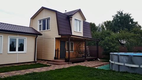 Жилой дом 200 кв.м. на участке 9 сот. в п. Малино, Ступинского района - Фото 2