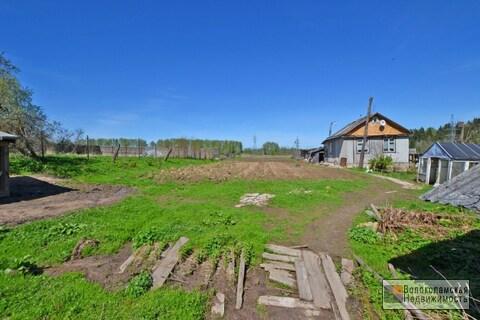 Участок 16 соток в Волоколамске (газ по границе) - Фото 4