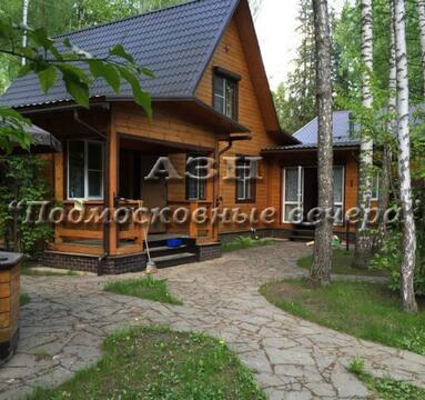 Ярославское ш. 55 км от МКАД, Абрамцево, Дом 110 кв. м - Фото 1
