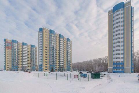 Продажа квартиры, Новосибирск, Ул. Краснодарская, Купить квартиру в Новосибирске по недорогой цене, ID объекта - 317931971 - Фото 1