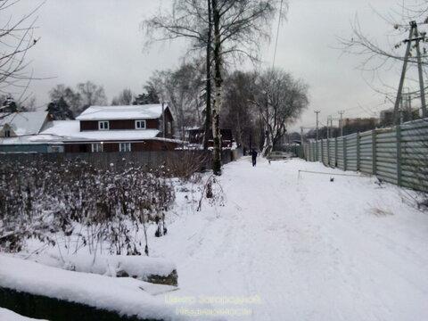 Участок, Ярославское ш, 3 км от МКАД, Мытищи. Ярославское шоссе, в 3 . - Фото 1