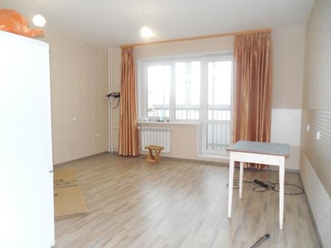 Продаётся студия 29 м.кв. в Парковом в тёплом финском доме - Фото 1
