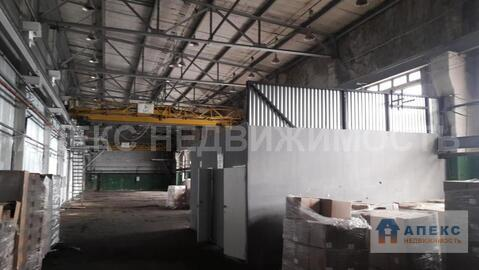 Аренда помещения пл. 770 м2 под производство, Малаховка Егорьевское . - Фото 1