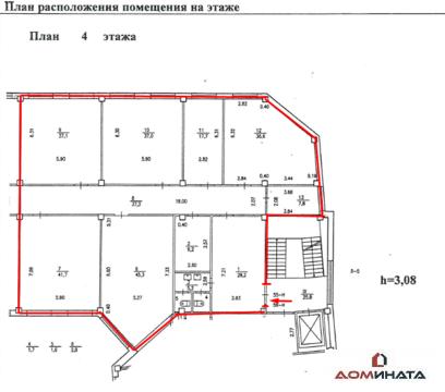 Аренда офиса, м. Пионерская, Коломяжский проспект д. 33к2 лит А - Фото 3