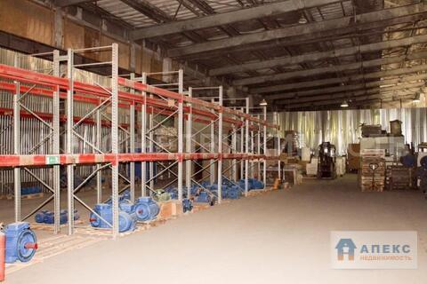 Аренда помещения пл. 905 м2 под склад, производство м. Кожуховская в . - Фото 3