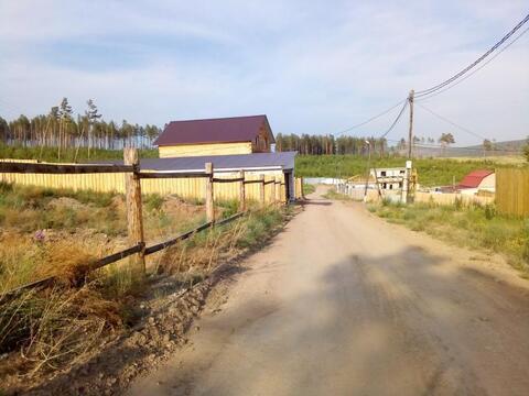 Продажа участка, Улан-Удэ, Верхняя Березовка п. - Фото 3