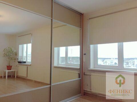 Просторная трехкомнатная квартира с застекленной лоджией, отделка и . - Фото 3