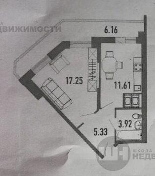 Продается 1-к Квартира ул. Александра Грина бульвар - Фото 2