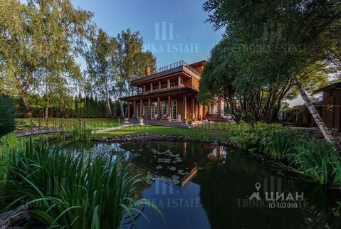 Дом в Москва Внуковское поселение, д. Внуково, (850.0 м) - Фото 2