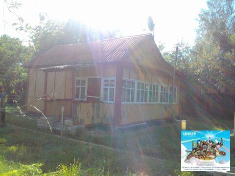 Земельный участок в СНТ Цветники в Подольском р-не у ж/д Львовская. - Фото 1