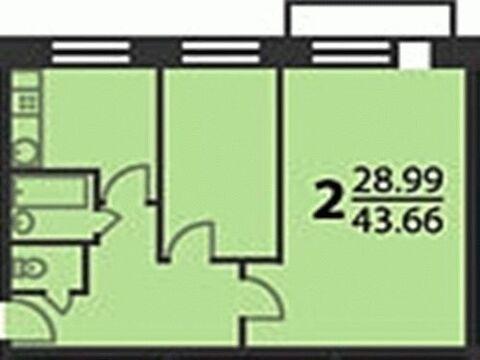 Продажа квартиры, м. Октябрьское поле, Бул. Генерала Карбышева - Фото 5