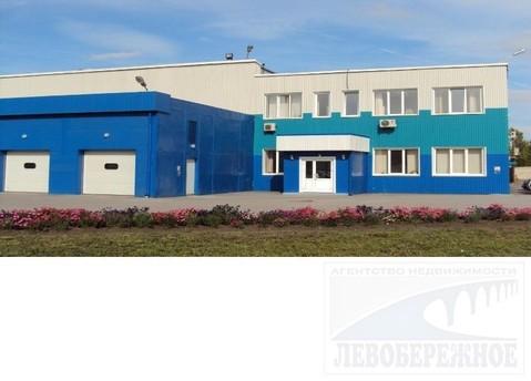 Продажа производственного помещения, Новосибирск, Ул. Станционная 2-я - Фото 1
