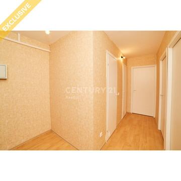 Продажа 3-к квартиры на 1/3 этаже в с. Заозерье, ул. Заречная, д.5 - Фото 2