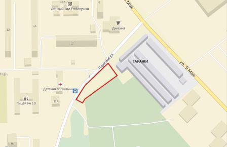 Земельный участок для строительства автосервиса г.Химки - Фото 1