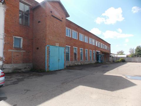 Комплекс зданий и сооружений в г. Шуя Ивановской области - Фото 1