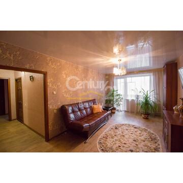 Продается 2х комнатная квартира по адресу ул. 40 летия Победы дом 5 - Фото 1