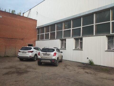 Земельный участок пром. назначения 270 соток + здания 5412 кв.м - Фото 5