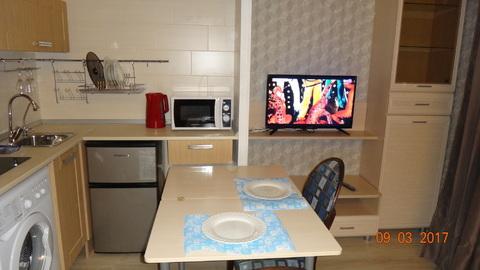 Предлагаю в посуточную аренду апартаменты-студио с балконом и кроватью - Фото 2