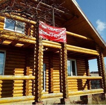 Не достроенный дом с внутренней отделкой - Фото 2