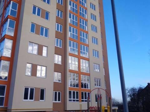 Продажа однокомнатной квартиры в новостройке на Судостроительной ., Купить квартиру в Калининграде по недорогой цене, ID объекта - 319810730 - Фото 1