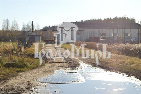 Продажа промбаза Калязин 24,317м2 (ном. объекта: 2833) - Фото 3