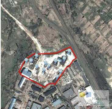 Продается Промышленные земли. , Егорьевск город, улица 50 лет влксм 2а - Фото 1