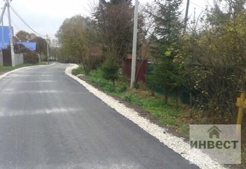 Продается земельный участок, ИЖС, 6,6 соток, в деревне Евсеево (Новая - Фото 1