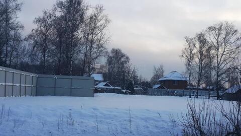 Участок 6 сот. , Боровское ш, 15 км. от МКАД. - Фото 3