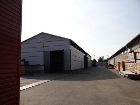 Производственно-складские помещения Солнечногорский район - Фото 3