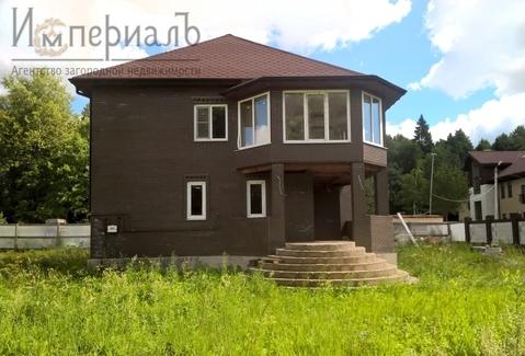 Большой дом на просторном участке на границе с Московской область - Фото 1