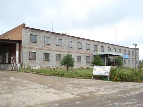 Производственная база в г. Усолье-Сибирское. - Фото 1