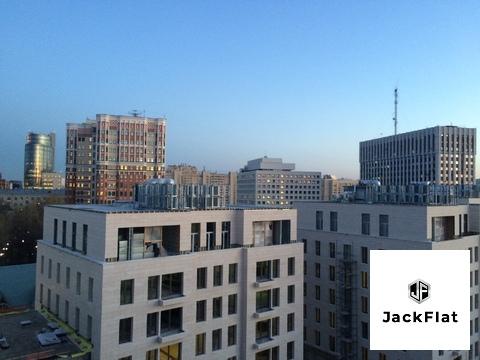 """ЖК """"Полянка/44"""" - квартира 102 кв.м, особняк Мускат, 3 спальни, 8 окон - Фото 3"""