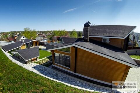 Современный благоустроенный дом в центре Волоколамска - Фото 4