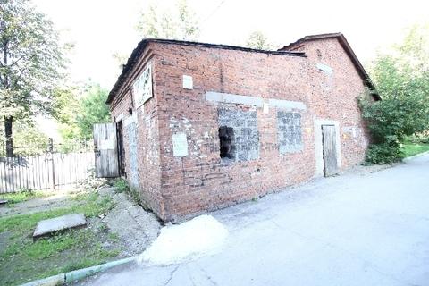 Продажа склада, Новосибирск, Ул. Выставочная - Фото 1