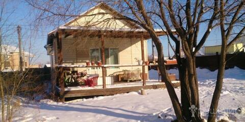Продам дом 54 кв.м, г. Хабаровск, пер. Мирный (Авиагородок) - Фото 1