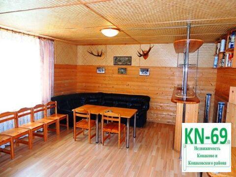 Современный гостевой коттедж «лазурное» В конаковском районе - Фото 1