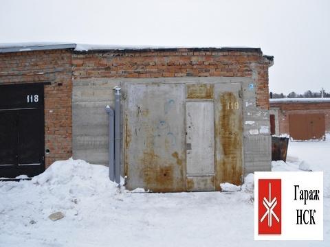 Сдам капитальный гараж, ГСК Звезда № 119, Академгородок, ул. Иванова 4 - Фото 1