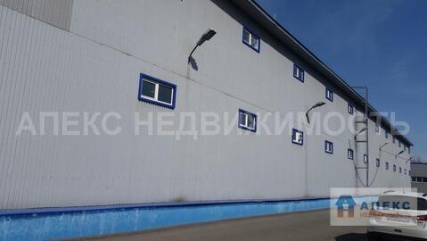 Аренда склада пл. 713 м2 м. Волгоградский проспект в складском . - Фото 5