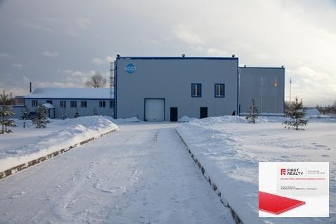 Завод по производству и розливу воды питьевой в Тверской области - Фото 1
