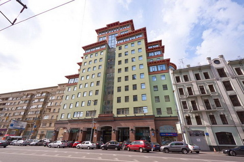 Сдам Бизнес-центр класса A. 5 мин. пешком от м. Маяковская. - Фото 1