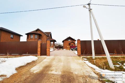 Благоустроенный 2-х этажный загородный дом с баней в г.Волоколамске - Фото 2