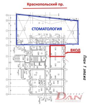 Коммерческая недвижимость, пр-кт. Краснопольский, д.19 к.Б - Фото 4