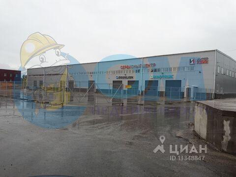 Продажа склада, Новосибирск, Ул. Тухачевского - Фото 1